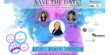 5TH Annual Business Women's Symposium tickets