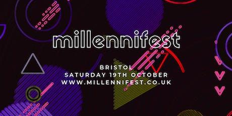 MILLENNIFEST Bristol tickets