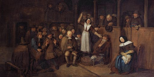 Elizabeth Hooten's Journeys: Quakers and Toleration in Mass Bay