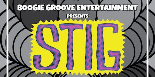 STIG & The New Motif w/ Koion Kitten, SolSatellite, + Specials Guests!