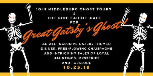 Great Gatsby's Ghost Dinner