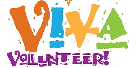 Viva Volunteer - NMSP tickets