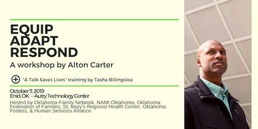 Alton Carter Equip Adapt Respond