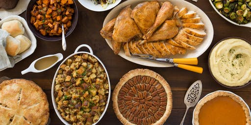 Gluten-Free Thanksgiving: FREE Demo & Tasting with Cucina Aurora