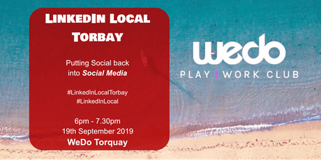 LinkedInLocal Torbay tickets