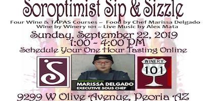 Soroptimist Sip and Sizzle