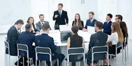 Nonprofit Executive Leadership Roundtable: Key Fundraising Strategies tickets