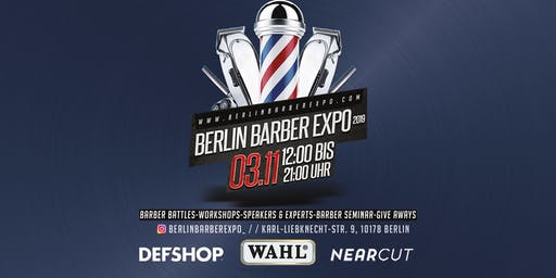 Berlin Barber Expo 2019