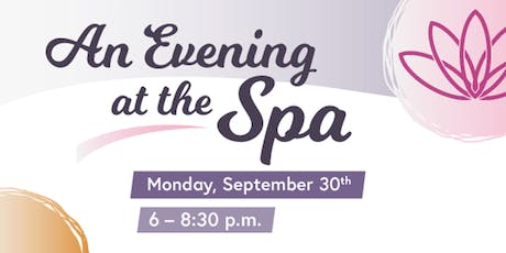 An Evening at the Spa tickets