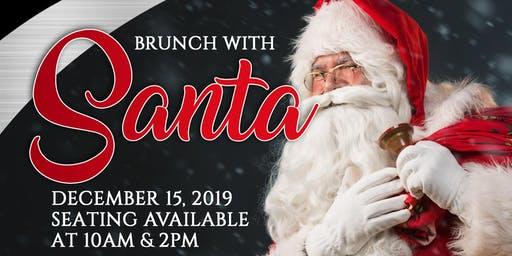 Brunch with Santa at Landerhaven