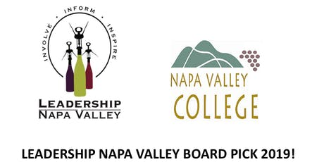 Leadership Napa Valley Board PICK tickets