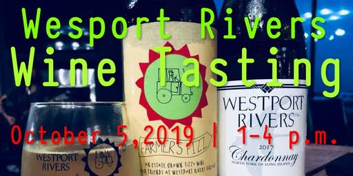 Wesport Rivers Wine Tasting