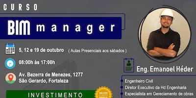 CURSO BIM MANAGER