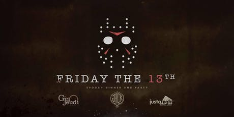 Friday 13th Spooky Party ❉ Doktor Jack tickets