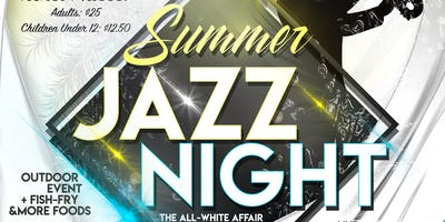 Summer All-White Affair & Fish Fry @ Cornbread-Maplewood 5-9PM
