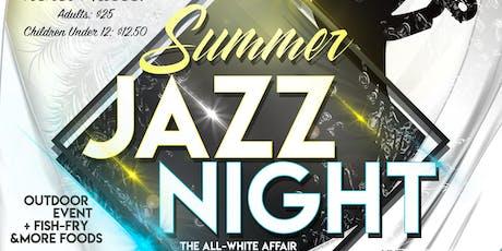 Summer All-White Affair & Fish Fry @ Cornbread-Maplewood 5-9PM tickets