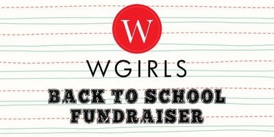WGIRLS Back to School Fundraiser