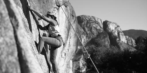 Climbing Outdoors 101