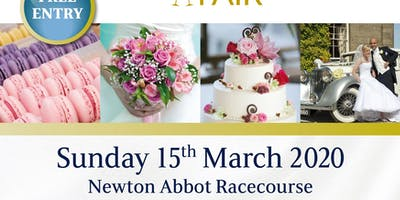 Newton Abbot Racecourse Wedding Fayre