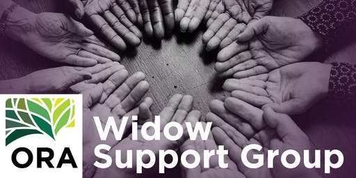 Loss & Living: Widow Support Group - Autumn 2019 (eight sessions)