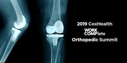2019 CoxHealth WorkComplete Orthopedic Summit