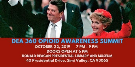 DEA 360 Opioid Awareness Summit tickets