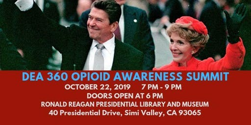 DEA 360 Opioid Awareness Summit