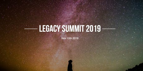 LEGACY SUMMIT 2019 BARCELONA entradas