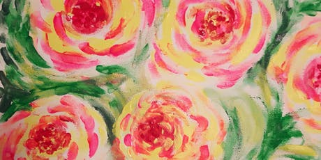 Paint Night @ Good Earth Coffeehouse tickets