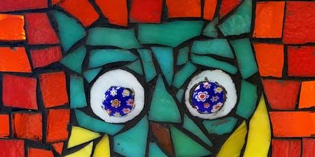 Mosaic with Mary: Bright Blocks tickets