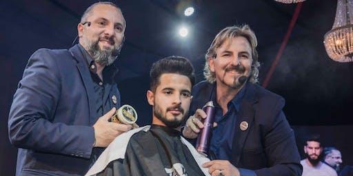 Campeonato de peluqueros, barberos y manicuras by VERNUCCI