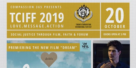 TCIFF LOVE.MESSAGE.ACTION tickets