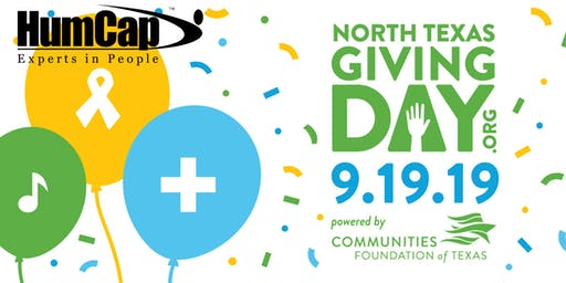 North Texas Giving Day Celebration at HumCap