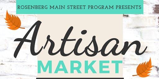 Rosenberg Artisan Market