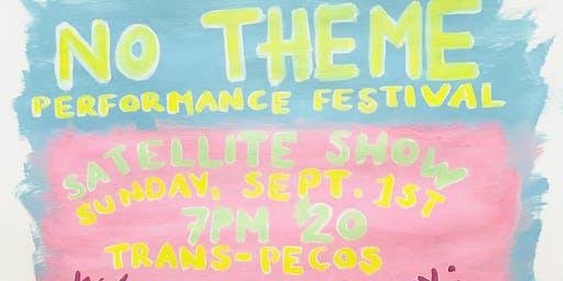No Theme Festival