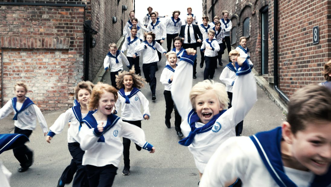 Sølvguttene Boys' Choir - London