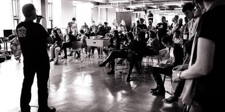 Pitching Yourself to Startups - a Venture for America Panel tickets