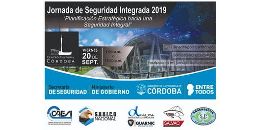Jornada de Seguridad Integrada 2019