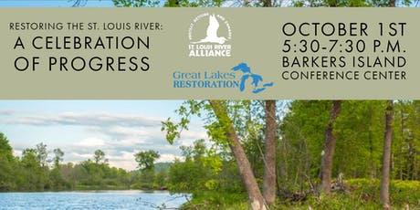 Restoring the St. Louis River Estuary: A Celebration of Progress Open House tickets