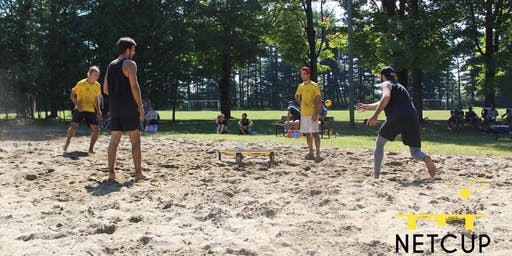 NetCup 2019 - Tournoi Spikeball Granby