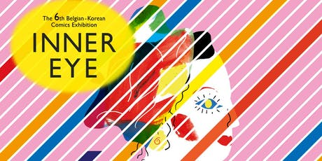 Conference/Opening : The 6th Belgian-Korean Comic strip exhibition tickets
