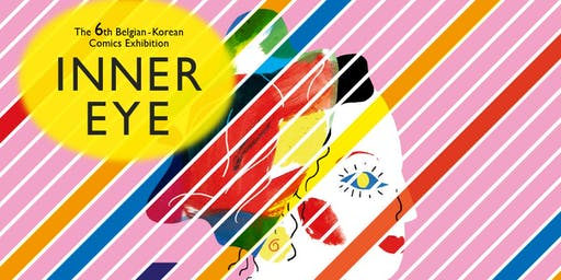 Conference/Opening : The 6th Belgian-Korean Comic strip exhibition