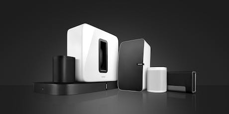 Sonos Learning Event - West tickets