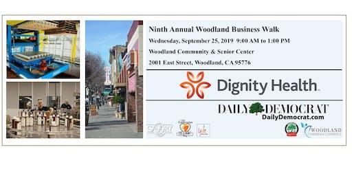 Ninth Annual Woodland Business Walk