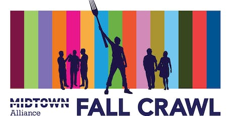 2019 Midtown Alliance Fall Crawl tickets