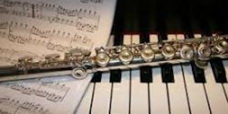 Flute Duo & Piano tickets