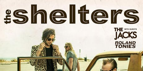 The Shelters @ Holy Diver tickets