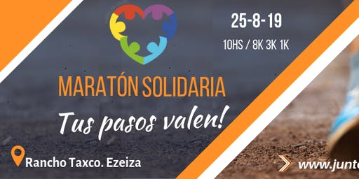 Maratón Juntos Hay Equipo