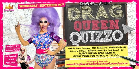 Drag Queen Quizzo - 9/25! tickets