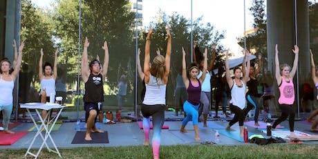 Harwood Yoga tickets